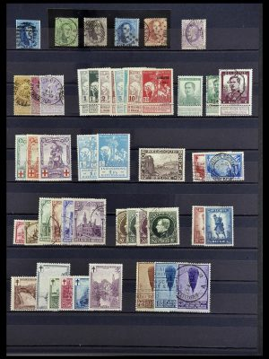 Featured image of Stamp Collection 34263 European countries key stamps 1840-1950.