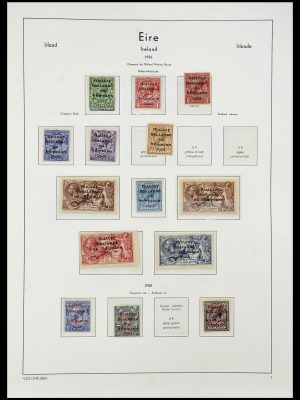 Featured image of Stamp Collection 34264 Ireland 1922-2002.