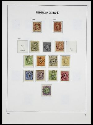 Featured image of Stamp Collection 34284 Dutch territories 1864-1985.