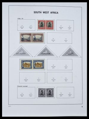 Featured image of Stamp Collection 34291 South West Africa/Namibia 1926-2017!