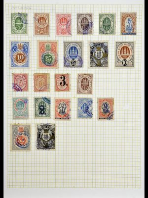 Featured image of Stamp Collection 34344 Scandinavia local post.