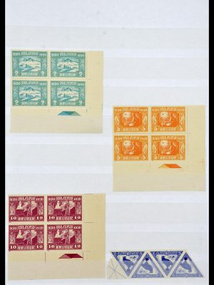 Featured image of Stamp Collection 34348 Iceland 1930.