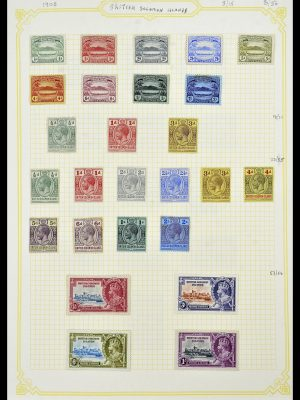 Featured image of Stamp Collection 34358 British colonies in the Pacific 1908-1980.
